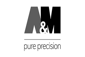 A&M Pure Precision logo
